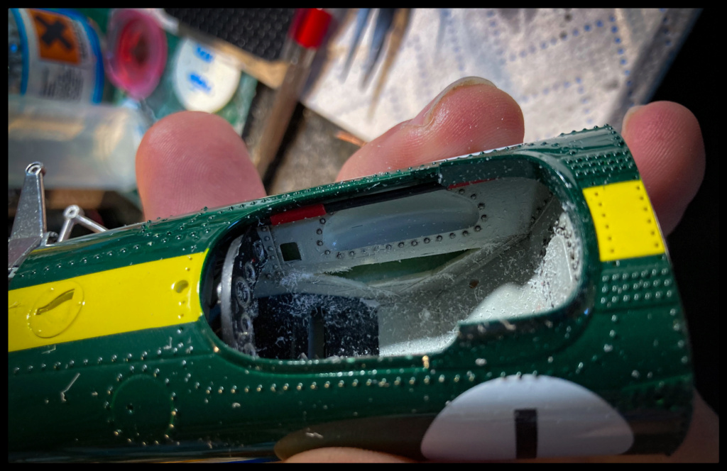 Lotus 43 BRM, Jim Clark, US GP 1966 Watkins Glen. MFH 1/20. Ff368810