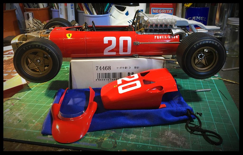 1/12 MFH Ferrari 312F1, Chris Amon, Monaco 1967 - Page 4 Qoxq6310