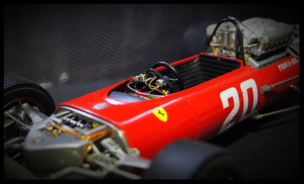 1/12 MFH Ferrari 312F1, Chris Amon, Monaco 1967 - Page 4 Tsje3410