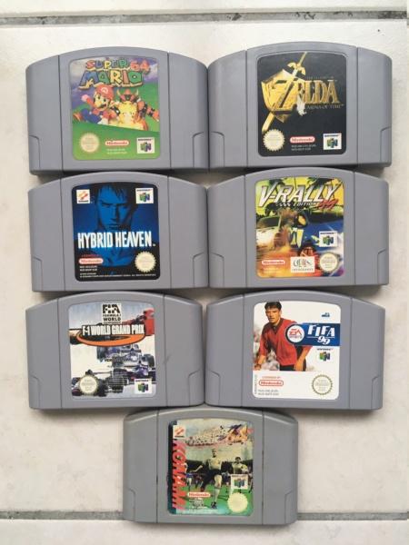 [VDS] Nintendo, Sega, NEC, NeoGeo, Sony 28997110