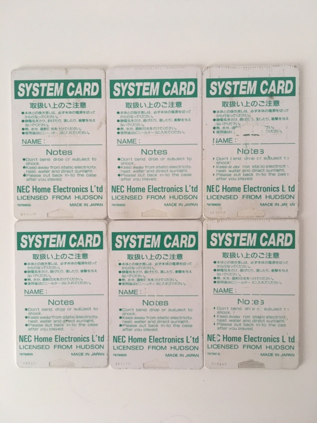 [VDS] Nintendo, Sega, NEC, NeoGeo, Sony 951cec10