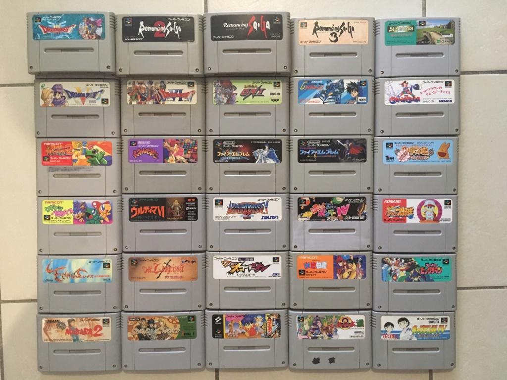 [VDS] Jeux Super Famicom  D0361110