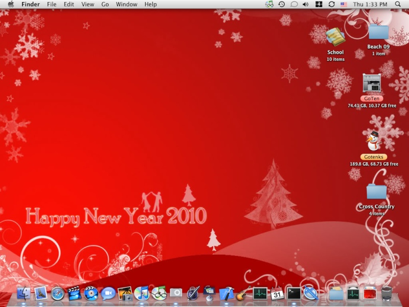 January 2010 Desktops Screen13