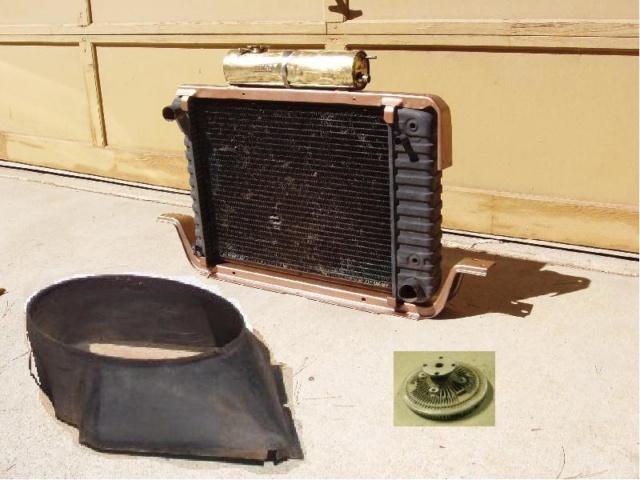 Fan shroud  / motor heating on highway 2nd_ge10