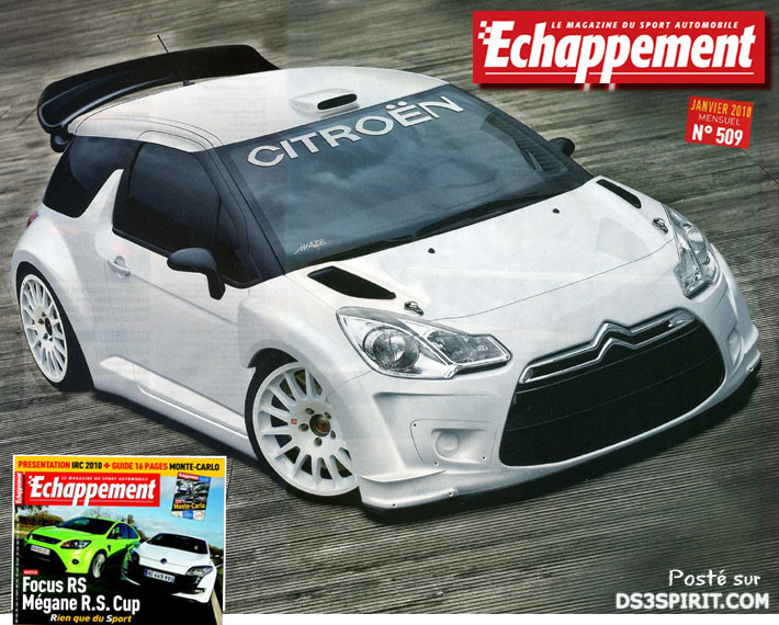 [Sport] DS3 WRC - Page 2 N110