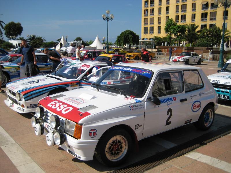 La Samba en rallye Corsic11