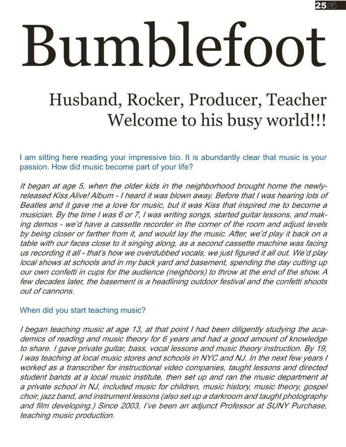 Interview de bumblefoot  Image33