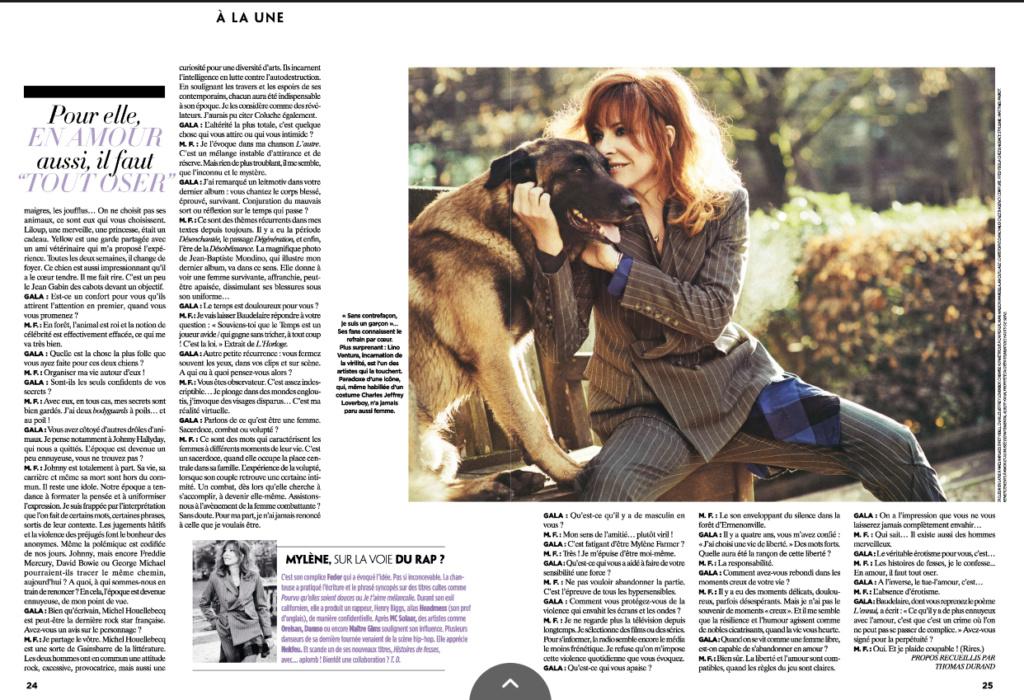 [Presse] Gala - Page 5 Gala410