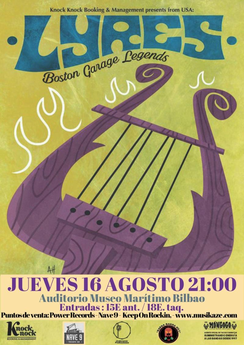 Sala Nave 9 de Bilbao Cartel10