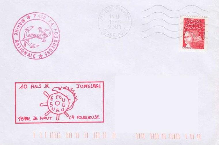 * LA FOUGUEUSE (1987/2009) * 01-0810