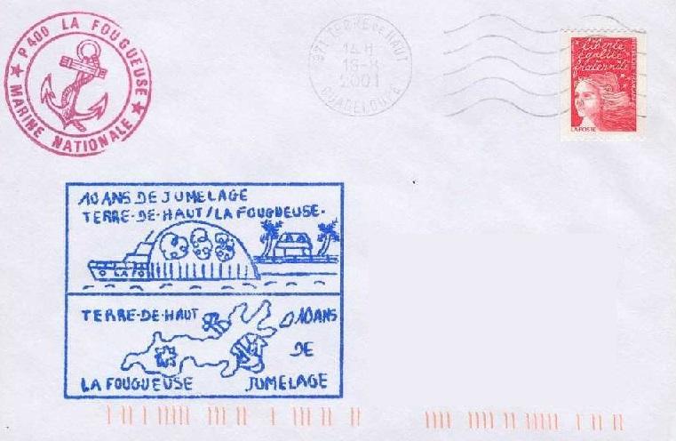 * LA FOUGUEUSE (1987/2009) * 01-08_11