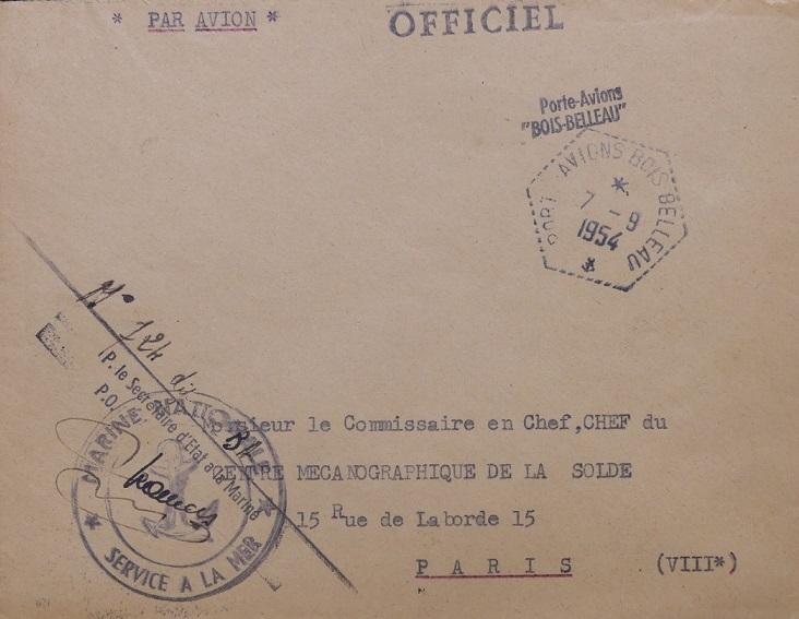 * BOIS BELLEAU (1953/1960) * 024_0010