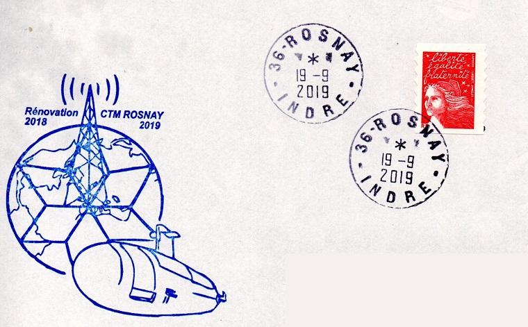 * ROSNAY - Centre des Transmissions de la Marine * 051_0011