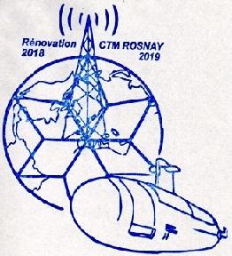 * ROSNAY - Centre des Transmissions de la Marine * 051_0012