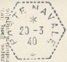 Bureau Postal Naval Temporaire N° 34 de Diego-Suarez 064_0014