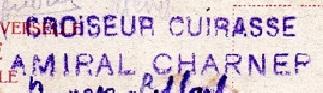 * AMIRAL CHARNER (1893/1916) * 067_0013