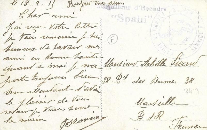 * SPAHI  (1910/1927) * 075_0011