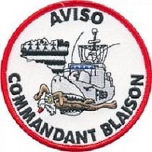 * COMMANDANT BLAISON (1982/....) * 08016912