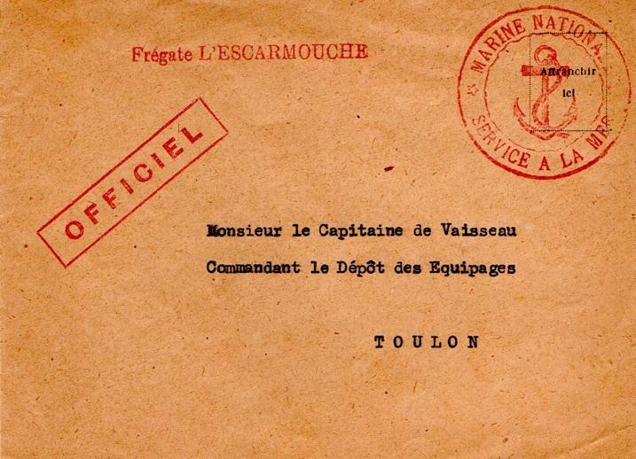 * L'ESCARMOUCHE (1944/1961) * 109_0010