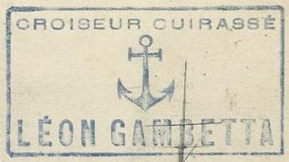 * LEON GAMBETTA (1903/1915) * 11-0110