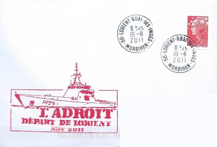 * L'ADROIT (2012/2018) * 11-1111