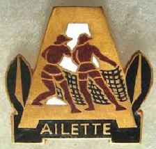 * AILETTE (1918/1941) * 110