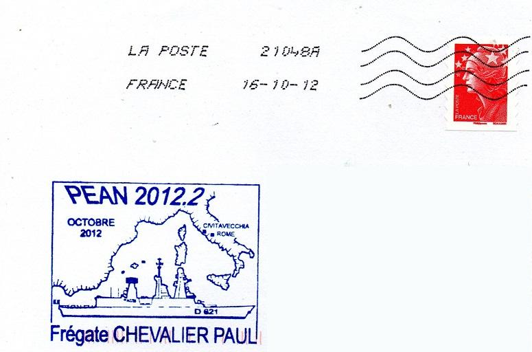 * CHEVALIER PAUL (2011/....) * 12-1010