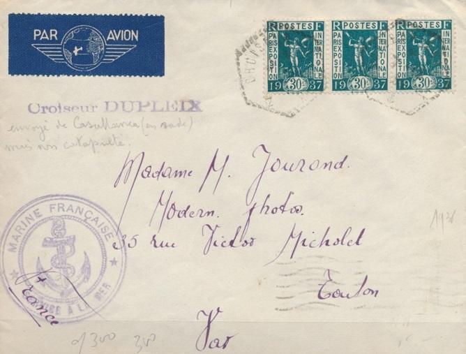 * DUPLEIX (1932/1942) * 126_0011
