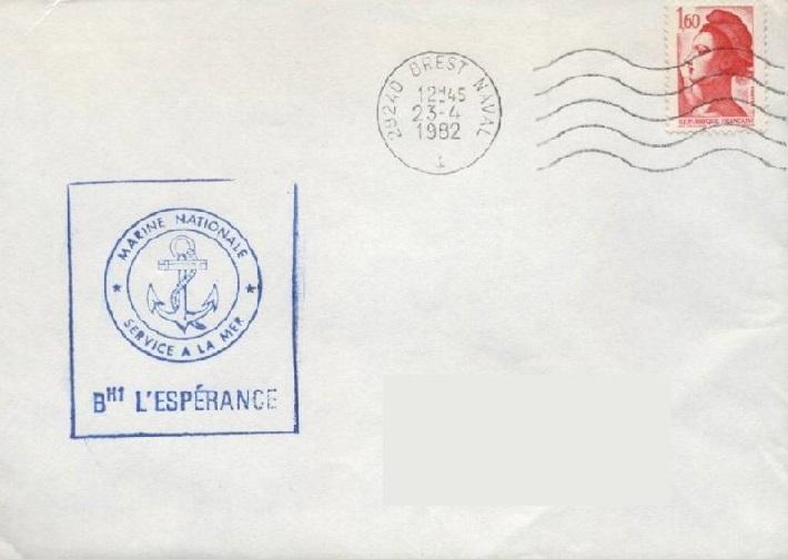 * L'ESPÉRANCE (1968/2000) * 128_0010