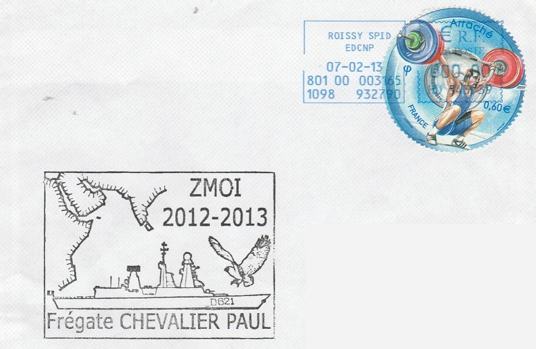 * CHEVALIER PAUL (2011/....) * 13-0210
