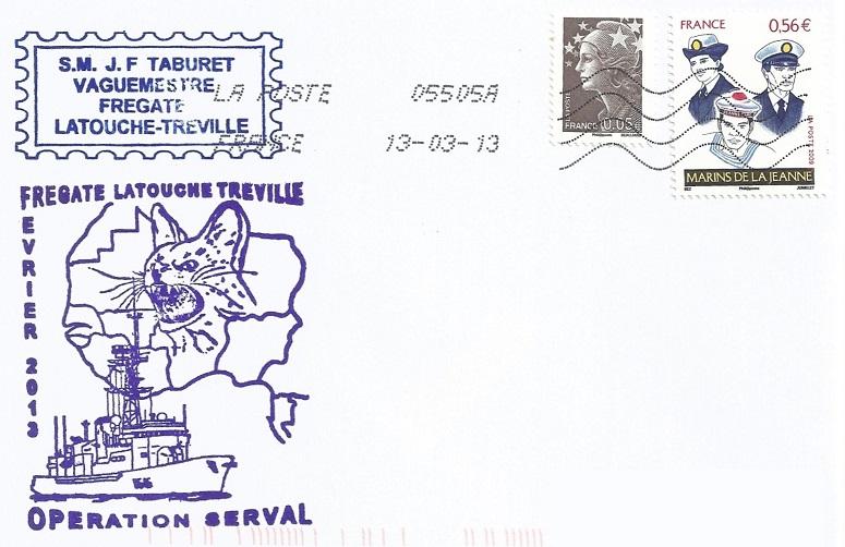 * LATOUCHE-TRÉVILLE (1990/....) * 13-0310