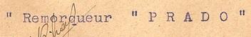 * PRADO (1911/1920) * 13-0810