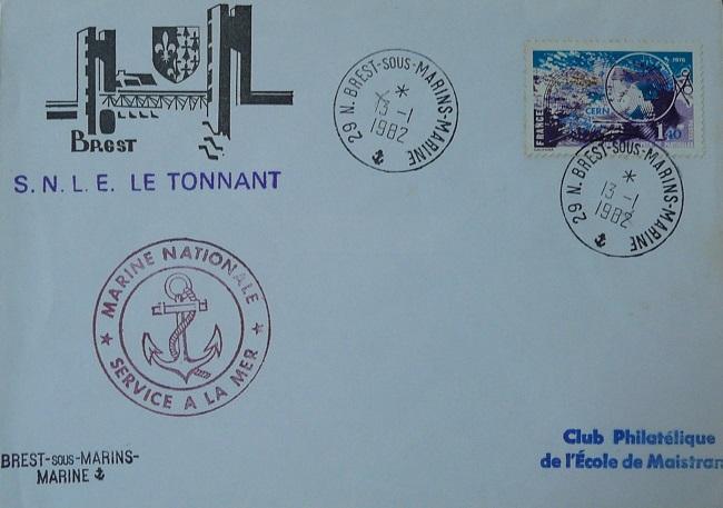 * LE TONNANT (1980/1999) * 132_0010