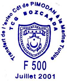 * COMMANDANT DE PIMODAN (1978/2000) * 140_0010