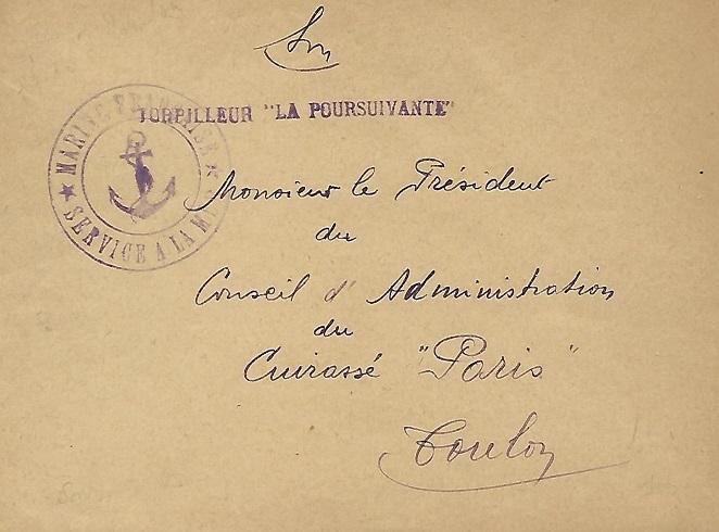 * LA POURSUIVANTE (1937/1942) * 144_0014