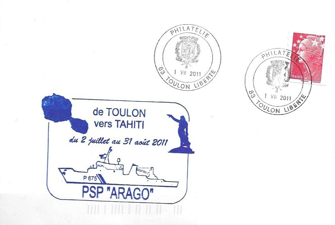 * ARAGO (1991/....) * 152_0011
