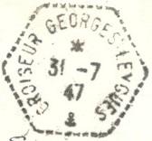 croiseur - GEORGES LEYGUES (CROISEUR) 159_0010