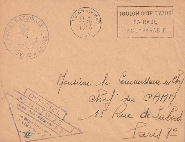 * ALBATROS (1932/1959) * 165_0011