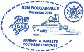 * BOUGAINVILLE (2016/....) * 17-03_10