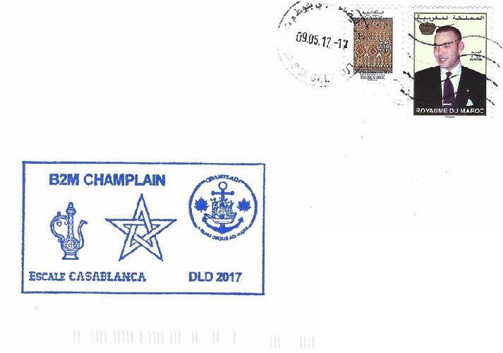* CHAMPLAIN (2017/....) * 17-0511