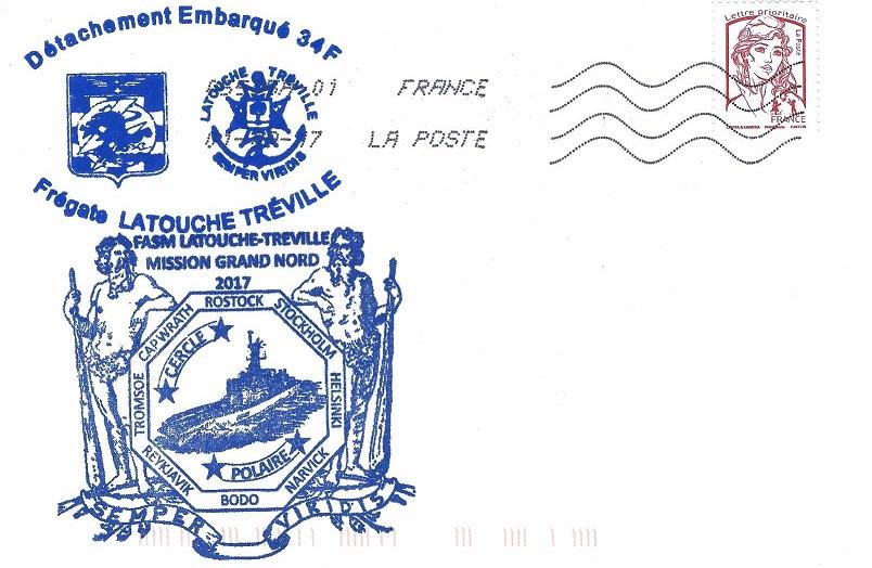 * LATOUCHE-TRÉVILLE (1990/....) * 17-0911