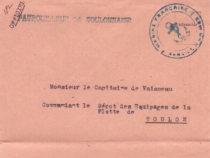 * LA TOULONNAISE (1939/1960) * 175_0012