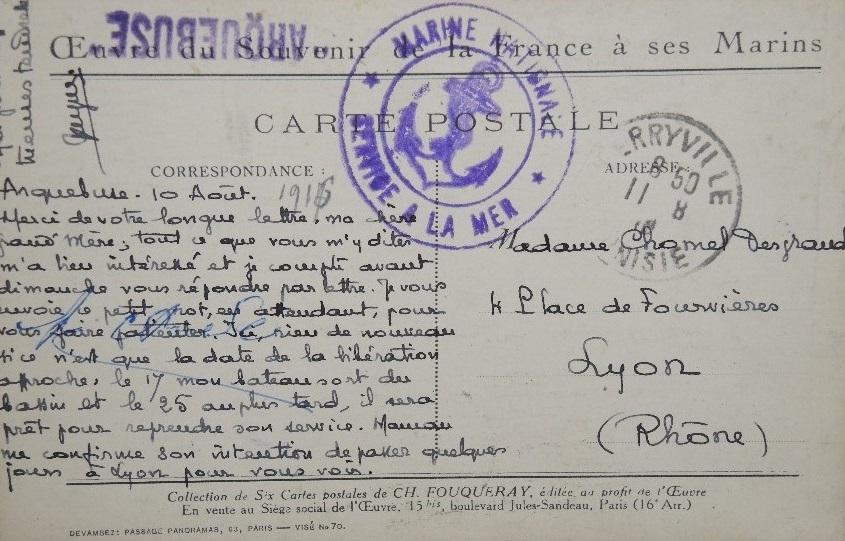 * ARQUEBUSE (1903/1920) * 18-0810