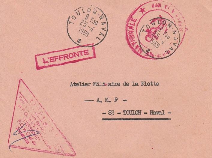 * L'EFFRONTÉ (1959/1978) * 189_0010
