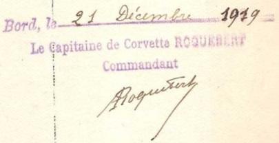* ENSEIGNE ROUX (1916/1937) * 19-1210