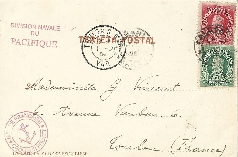 * PROTET (1899/1910) * 1904-010