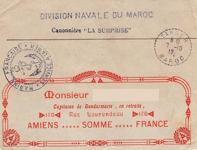 * SURPRISE (1896/1916) * 1912-110