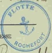 * ROCHEFORT-SUR-MER * 1915-010