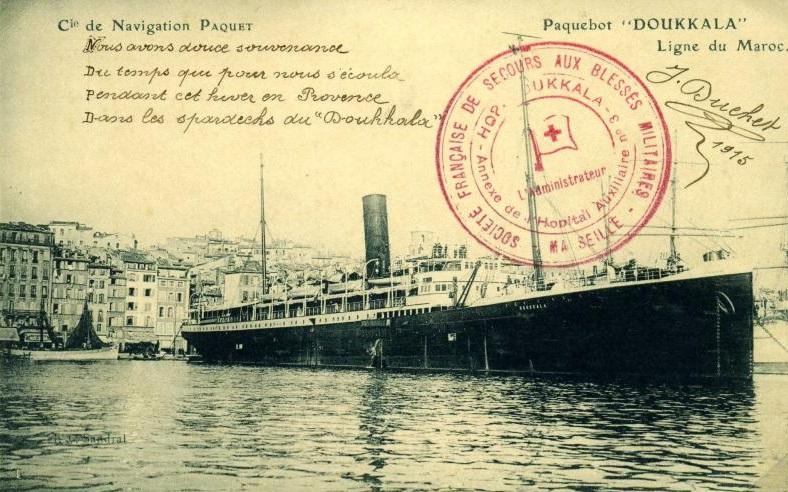 * DOUKKALA (1915/1918) * 191510