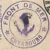 * CHERBOURG * 1917-012